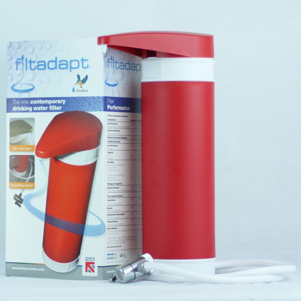 Φίλτρο Νερού Doulton Filtadapt RED set