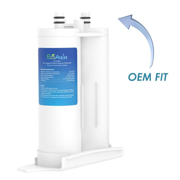 Compatible refrigerator water filter for Frigidaire, Electrolux, Kenmore - Primato EFF-6029A
