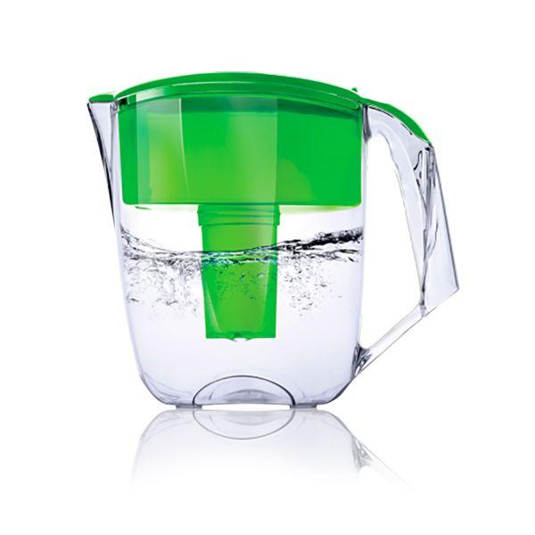 Wasserfilterkanne. Ecosoft Maxima LIME