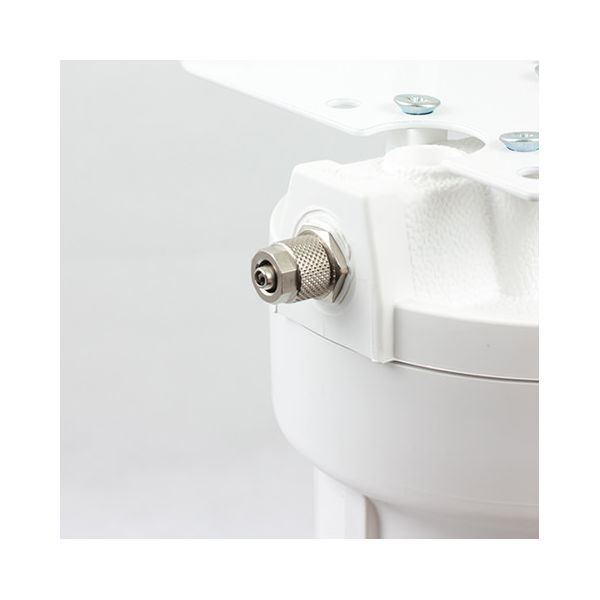 Metal connector ensure zero water leakage
