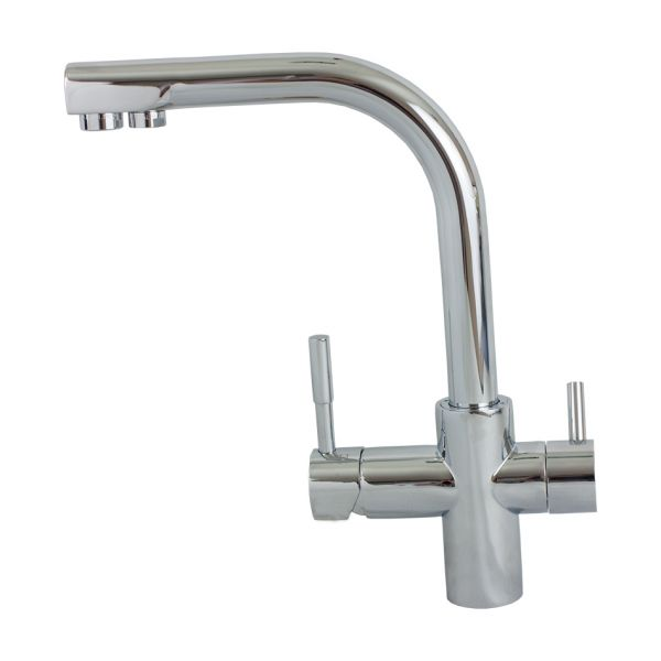 3 way water filter faucet Primato DELUXE TRI-208