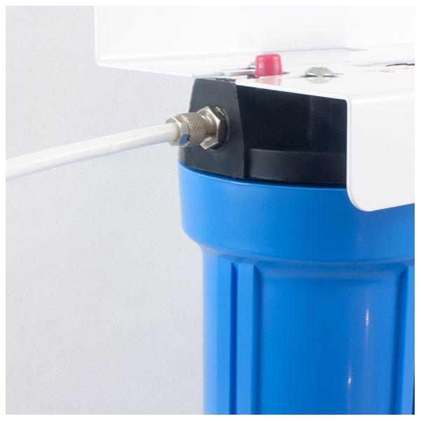 Dreifacher Untertisch Wasserfilter Watts mit wassenhahn und Aktivkohlefilter aus den USA
