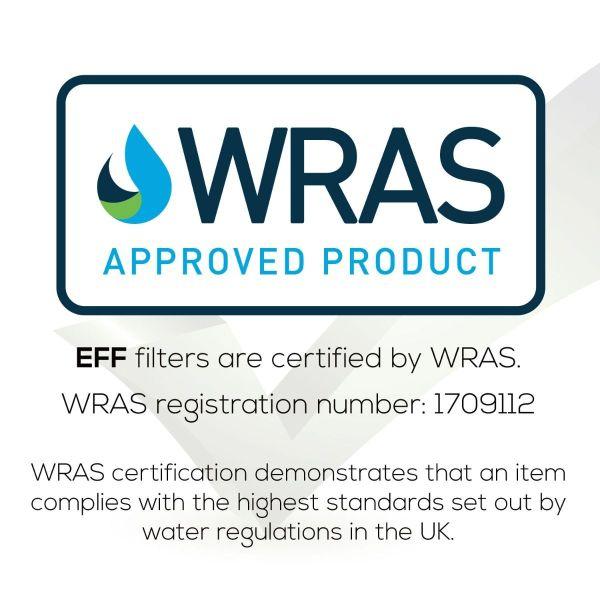 Kompatibler Wasserfilter für Kühlschrank General Electric. Primato EFF-6013A
