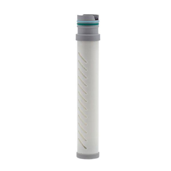 LifeStraw® GO 2-stage water filter survival bottle cartridge
