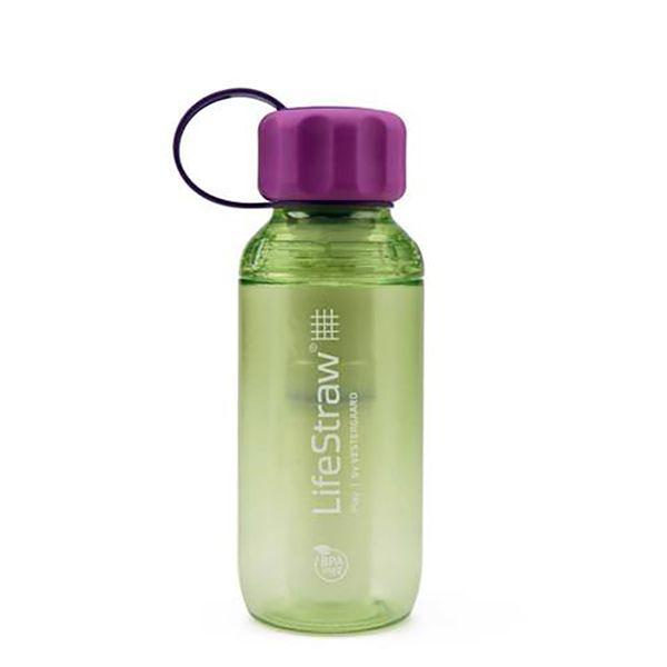 LifeStraw® Play LIME Botella de supervivencia para niños-Reducción de plomo LS11119