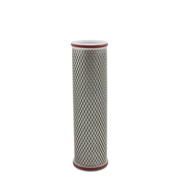 Ersatz-Edelstahlgewebe für den Inline-Wasserfilter BRAVO - ACQUA BREVETTI 99009001