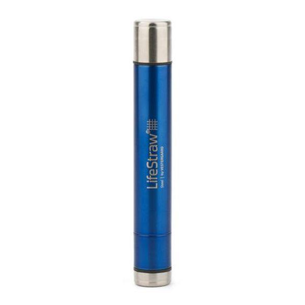 Filtro de agua de supervivencia Lifestraw® STEEL LS11108