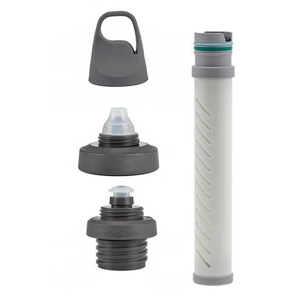 Simple bottle in water filter conversion kit LifeStraw® UNIVERSAL LS11114