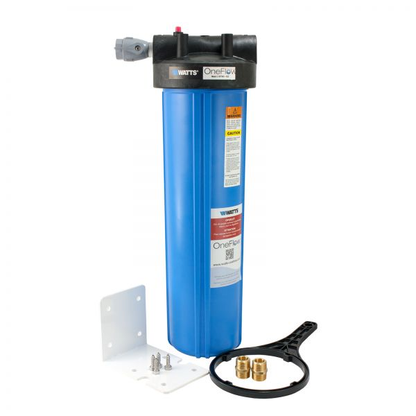 Next-generation Water Softener WATTS OneFlow OFTWH-R-22
