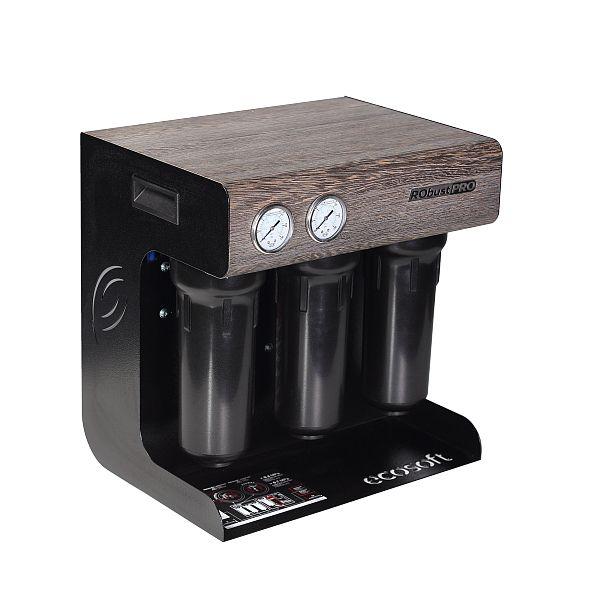 Επαγγελματική Αντίστροφη Ώσμωση για καφετέριες και μπαρ Ecosoft RoBust PRO
