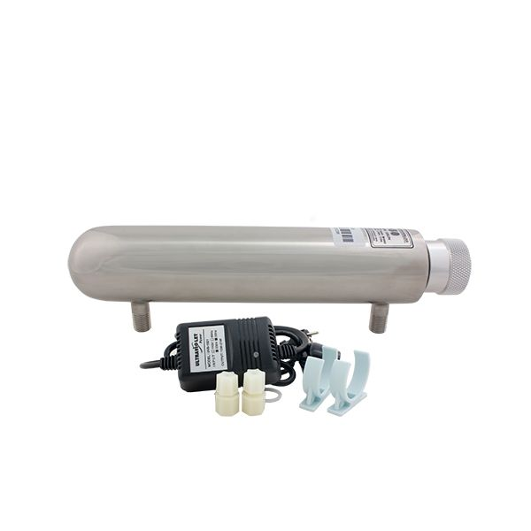 Ultraviolet light for water filters and reverse osmosis systems Primato TRIOZON UV-2006-02