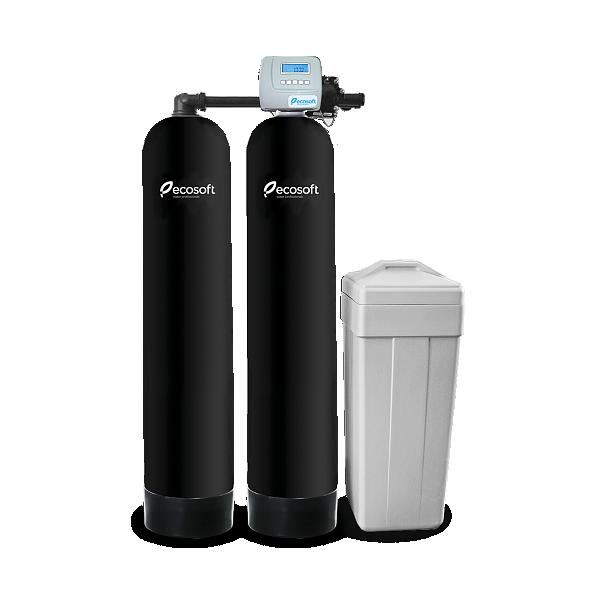 Double water softener Ecosoft FU 1465 Twin